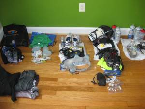 Ironman Packing