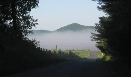 Low-Lying Mist