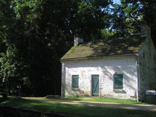 Lock House on the C&O