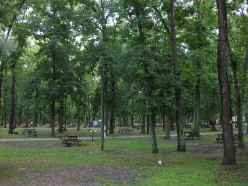 The Empty Campground