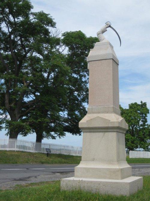 Creep Monument