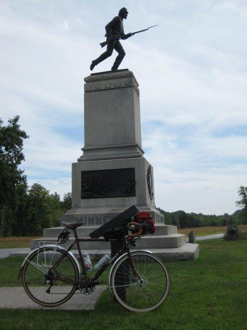 1st Minnesota Monument.