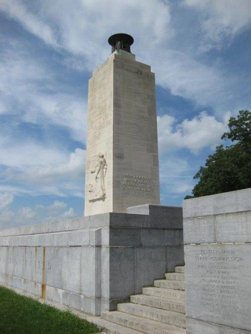 Eternal Peace Light Memorial.