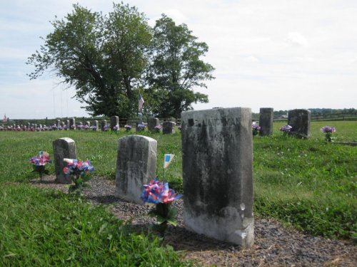 Old Almshouse Cemetery