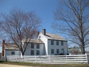 The Samuel R. Mudd residence